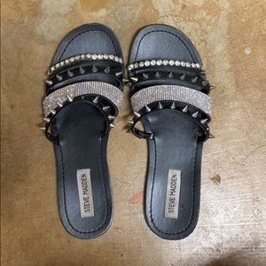 steve madden • spike sandals